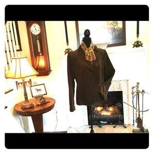 NWT Talbots Equestrian style jacket